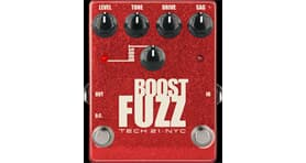 Tech21 Boost Fuzz Metallic