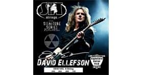 S.I.T. DE45105L David Ellefson Megadeth
