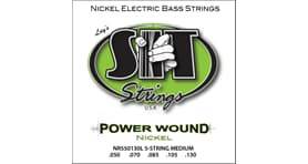 S.I.T. NR550130L Power Wound 5string