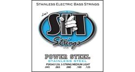 S.I.T. PSR545125L Power Steel 5string