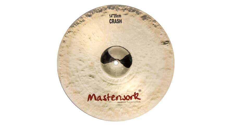 "Masterwork Troy 14"" Crash"