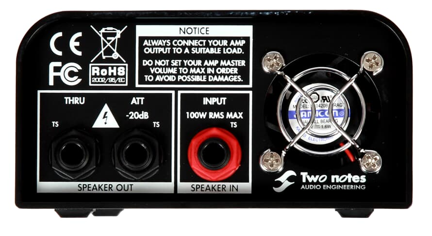 Two Notes Torpedo Captor 16 / 100W RMS