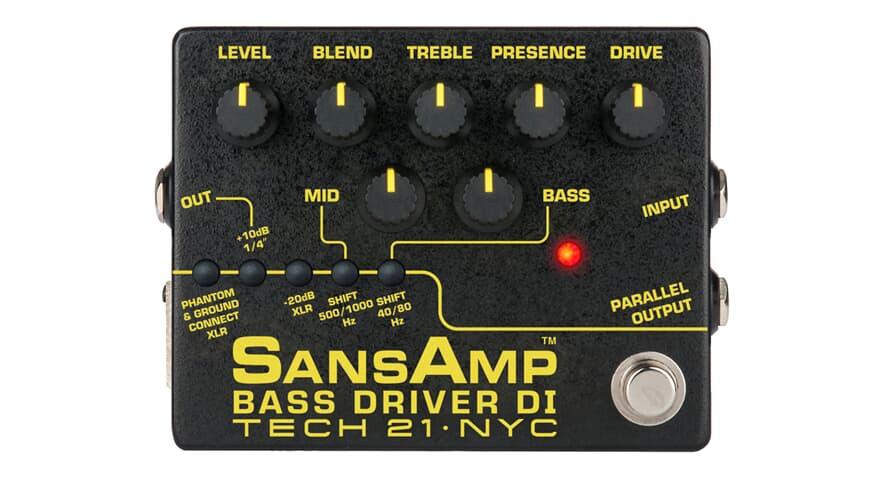Tech21 Bass Driver DI v2