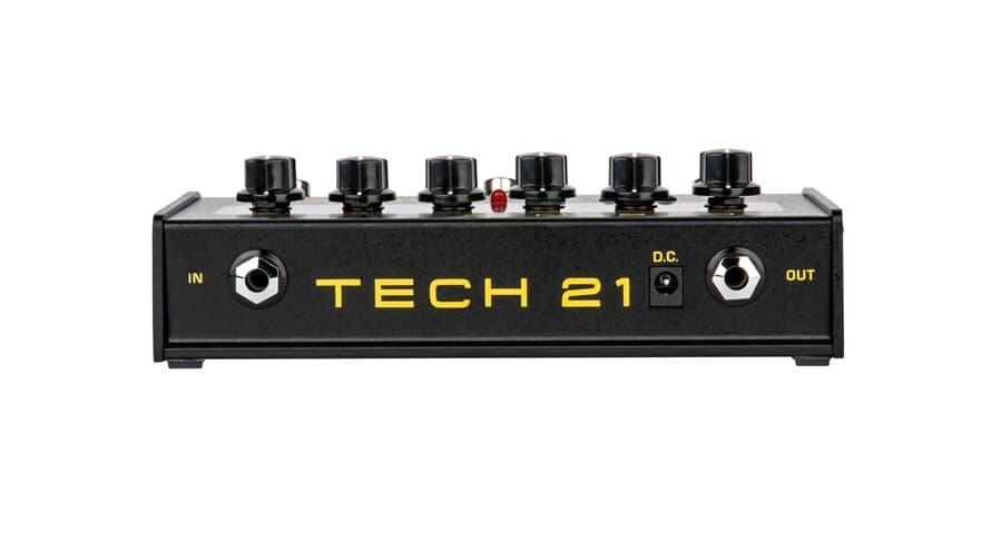 Tech21 Programmable Bass Driver DI