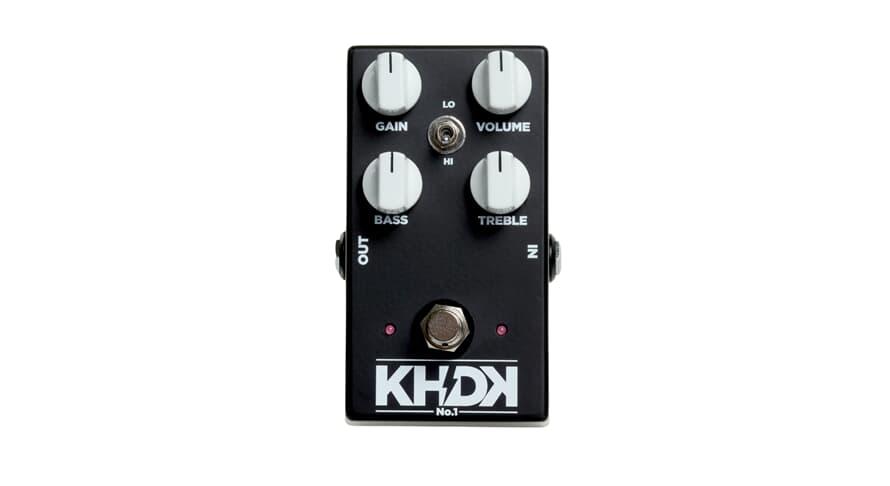 KHDK  No. 1
