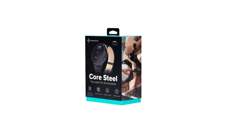 Soundbrenner Core Steel