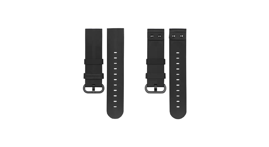 Soundbrenner Silicone Strap Black