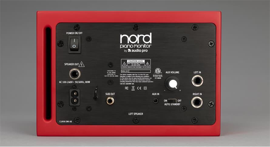 Nord Keyboards Nord Piano Monitor V2