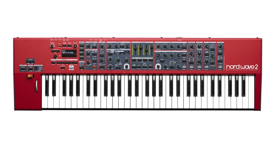 Nord Keyboards Nord Wave 2
