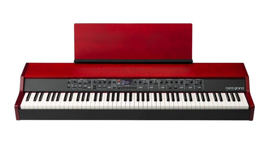 Nord Keyboards Nord Wood Music Stand