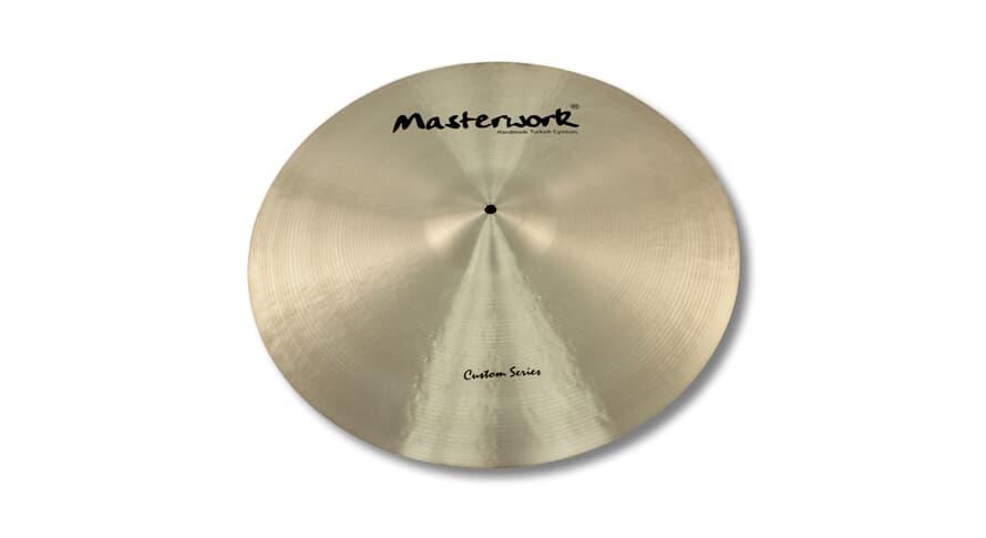 Masterwork Custom 22'' Ride Extra Thin