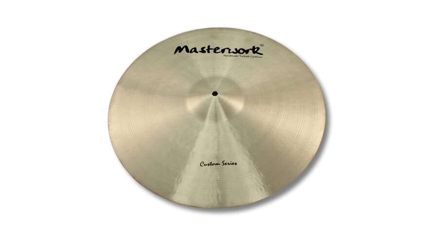 Masterwork Custom 20'' Ride Extra Heavy