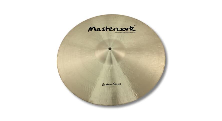 Masterwork Custom 19'' Crash
