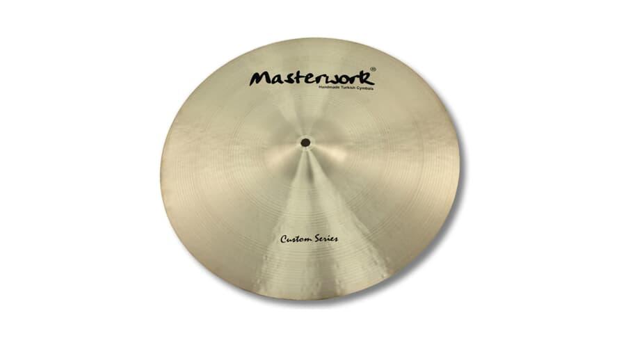 Masterwork Custom 17'' Crash