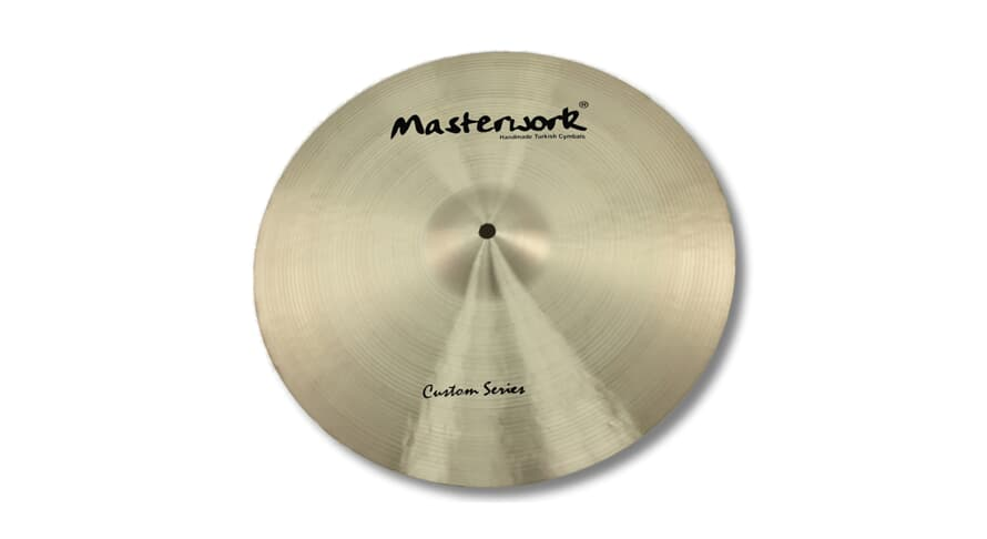 Masterwork Custom 15'' Crash Thin