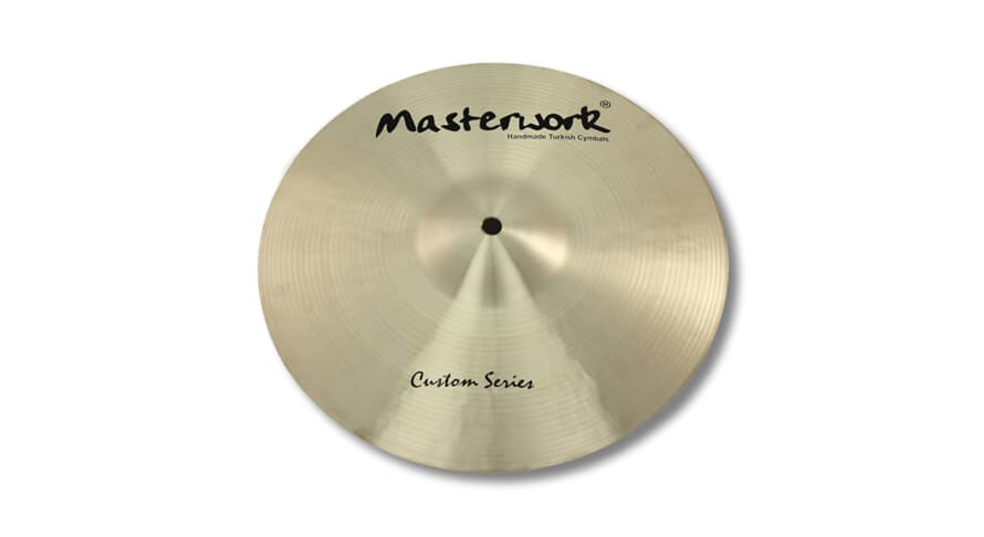 Masterwork Custom 10'' Hi Hat