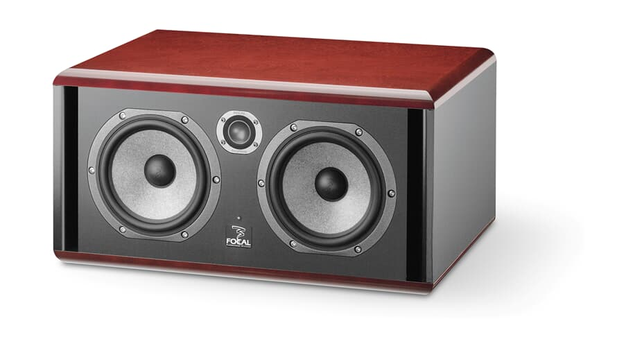 Focal Twin6 Be Red Burr Ash