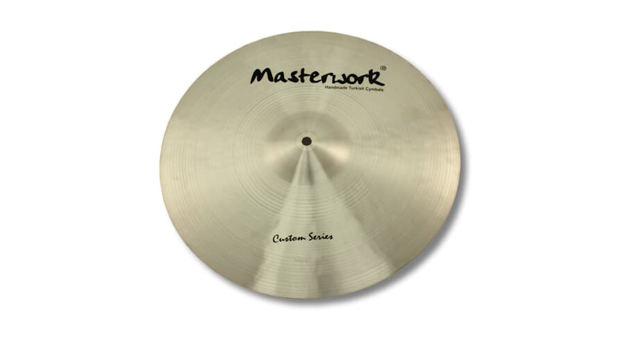 Masterwork Custom 16'' Crash Thin