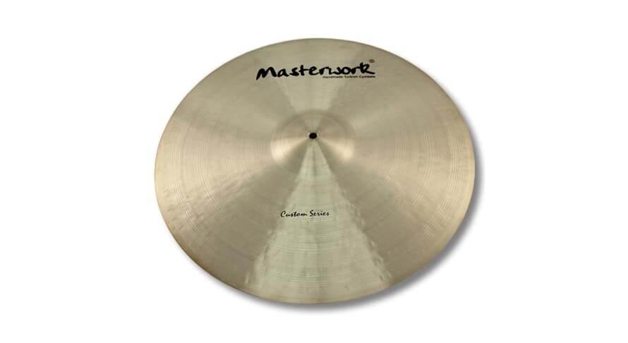 Masterwork Custom 22'' Ride Rock