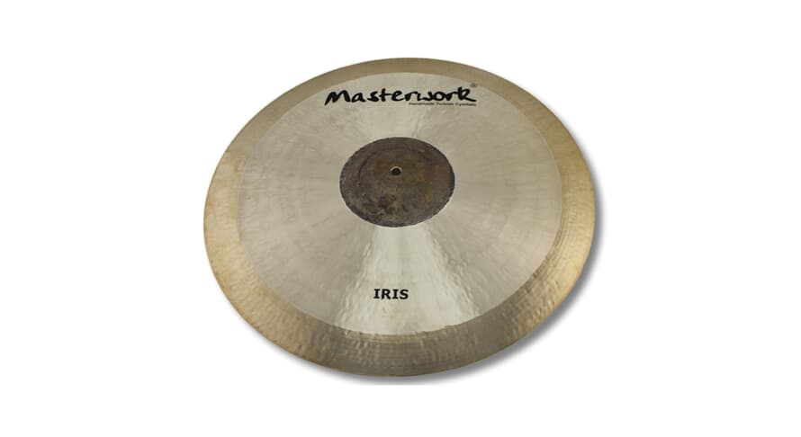 Masterwork Iris 21'' Ride Heavy