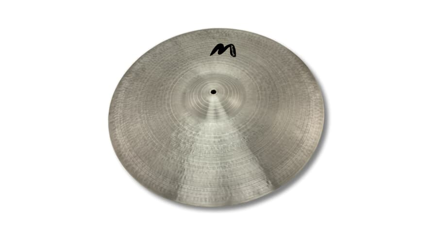 "Masterwork Jazz Master 22"" Ride Extra Thin"