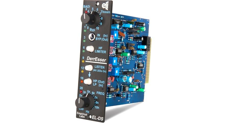 Empirical Labs DerrEsser Model EL-DS-V