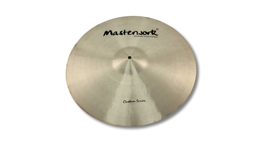 Masterwork Custom 20'' Crash Thin