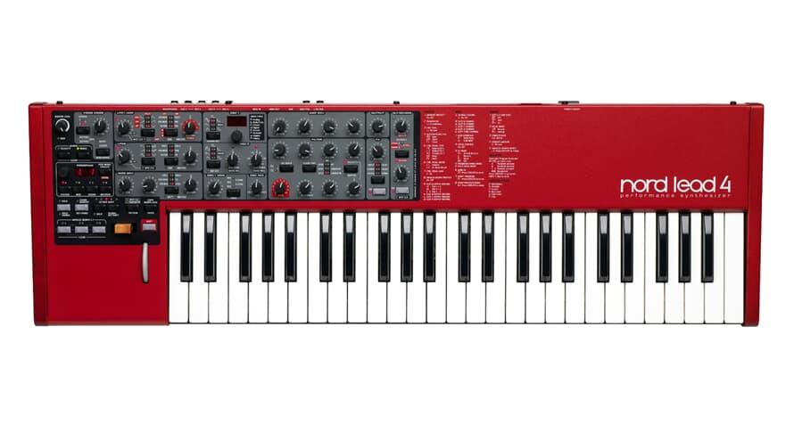 Nord Keyboards Nord Lead 4 Keyboard