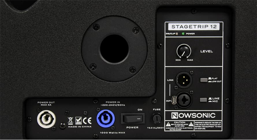 Nowsonic Stagetrip 12