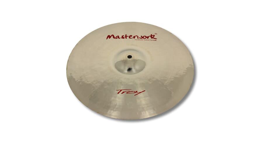 "Masterwork Troy 15"" Crash"