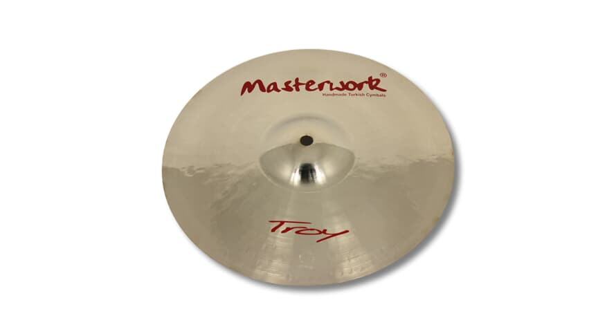 "Masterwork Troy 12"" Splash"