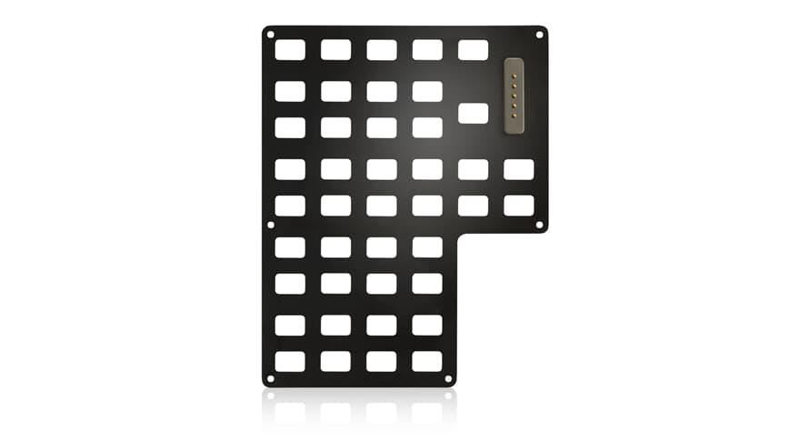 iCon Qcon Pro X Panel Bitwig