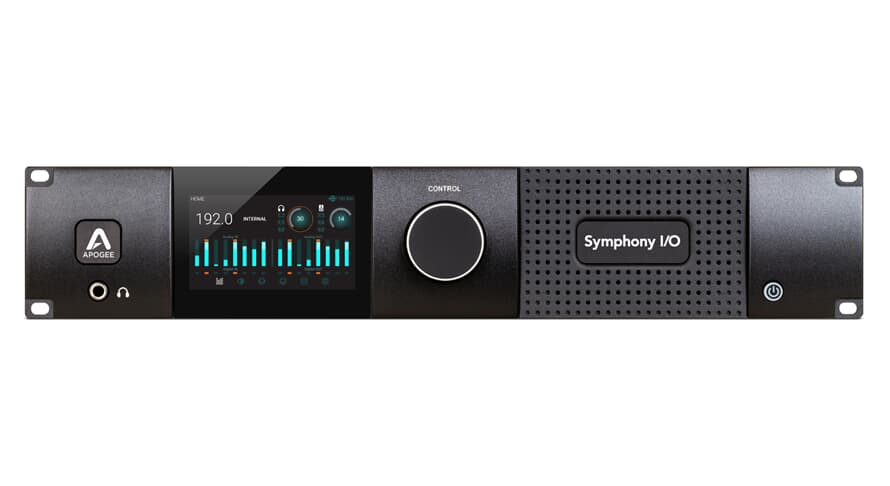 Apogee Symphony I/O Mk II 24X24 Pro Tools HD