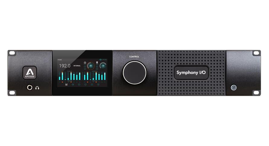 Apogee Symphony I/O Mk II 8X8+8MP Pro Tools HD