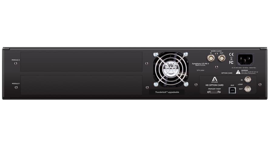 Apogee Symphony I/O Mk II Pro Tools HD Chassis