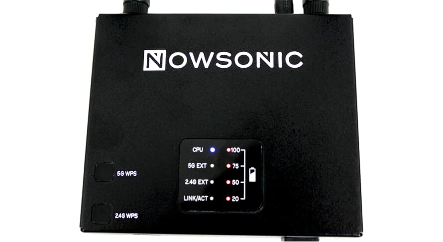 Nowsonic Stage Extender