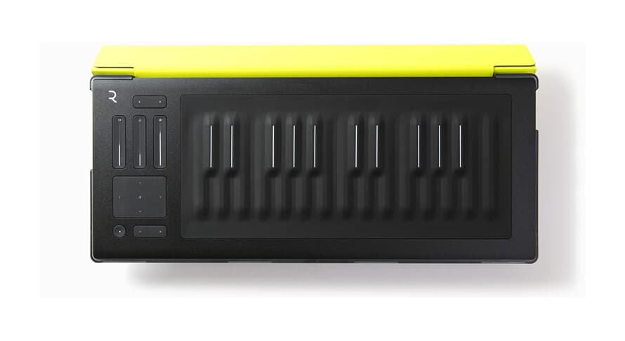 Roli Flip Case Lime