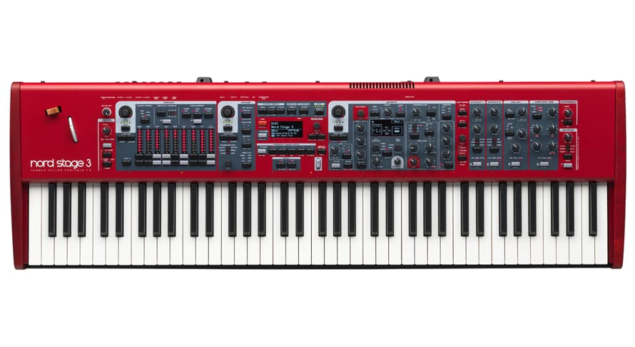 Nord Keyboards Nord Stage 3 HP76
