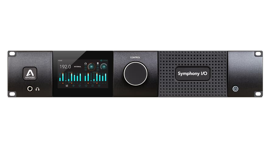 Apogee Symphony I/O Mk II 16X16+8MP Pro Tools HD