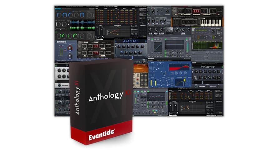 Eventide Anthology XI
