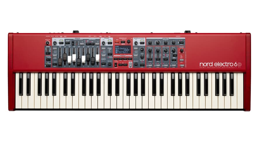 Nord Keyboards Nord Electro 6D 61