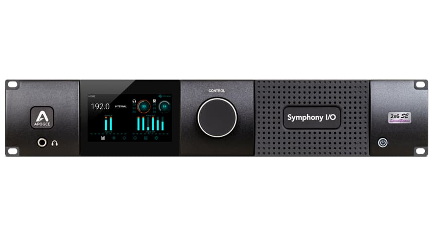Apogee Symphony I/O Mk II 2X6 SE Pro Tools HD