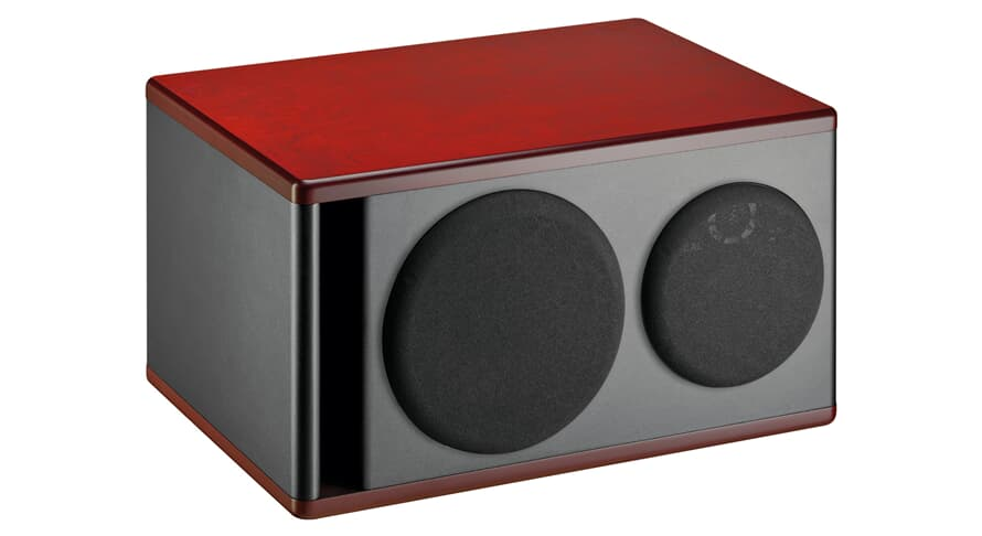 Focal Trio11 Be Red Burr Ash