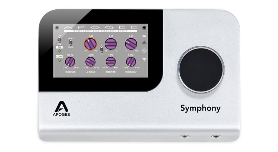 Apogee Symphony ECS Channel Strip