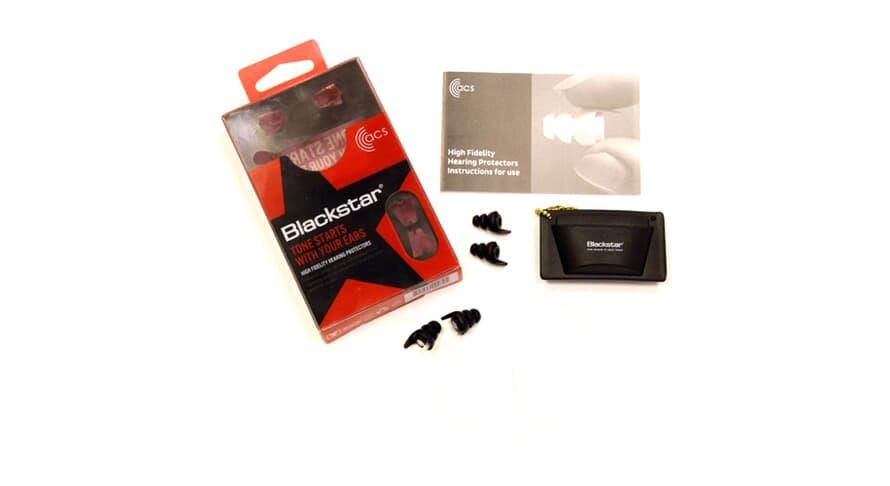 Blackstar Earplugs