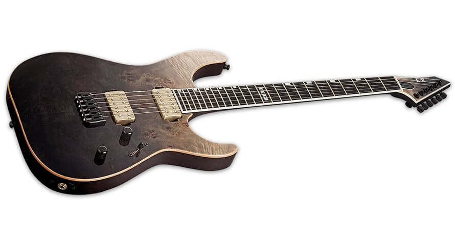 ESP E-II M-II NT BLKNF