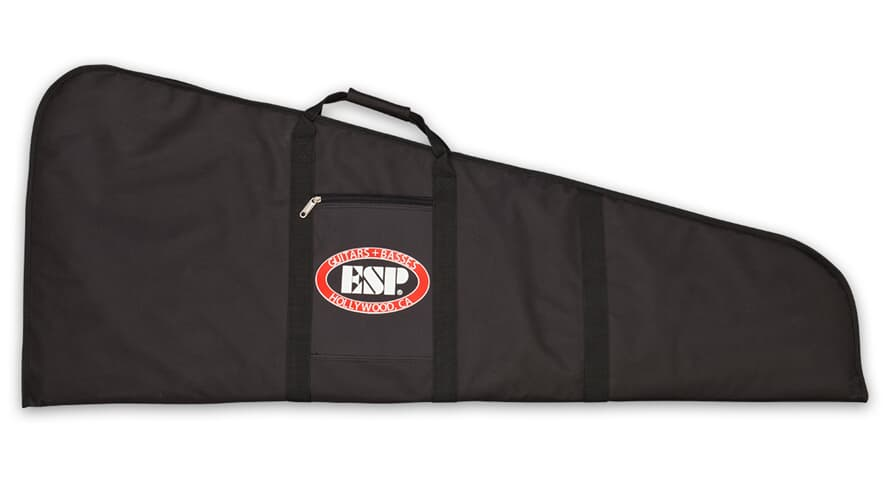 LTD CGIGDXBW - DELUXE WEDGE BASS GIG BAG