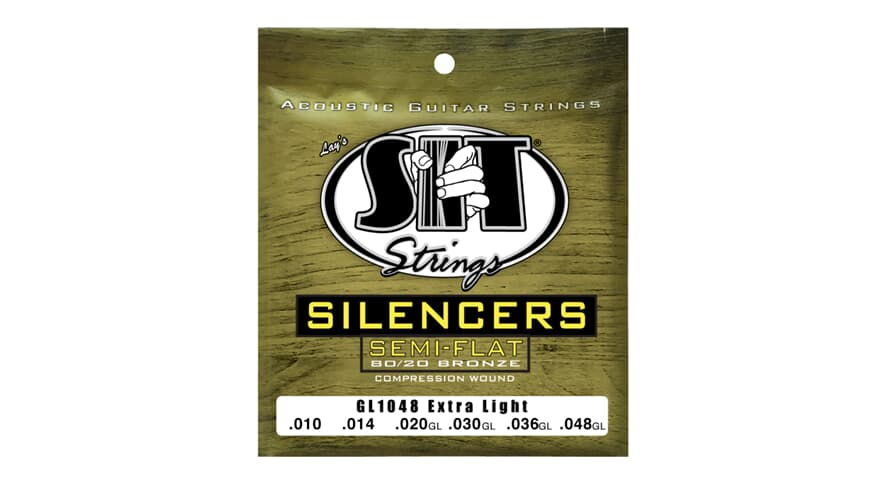 S.I.T. GL1048 Silencers Extra Light
