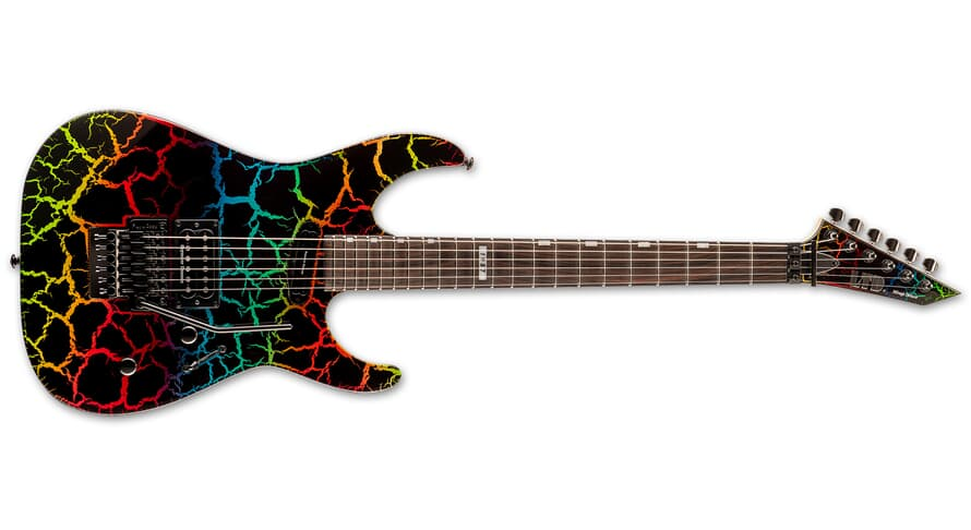 LTD Mirage Deluxe '87 Rainbow Crackle