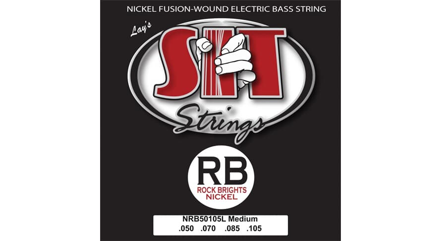 S.I.T. NRB50105L Rock Bright Medium Nickel